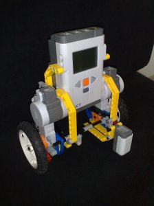 Lego-SegWay